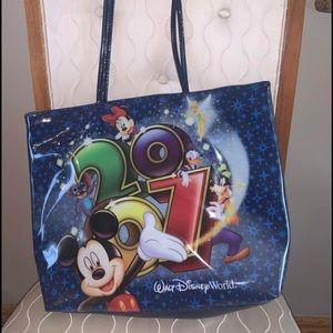 Authentic Disney Mickey Mouse Handbag/Purse/Tote